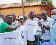 NPP UK Nasara Wing Donates To Three (3) Adopted Constituencies