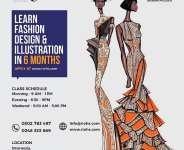 Riohs Originate Sets The Pace As First Ghanaian Fashion School To Start Online Fashion Design & Illustration Education