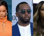 Rihanna, Diddy and Beyoncé