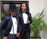 OAP, Ebuka  Uchendu Steps out with Wife in Michael Jackson Style