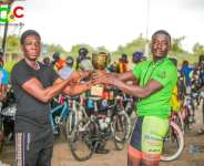 Lawrence Agyei Of Gladiators Wins 2020 ACCC End Of Month Challenge Ride