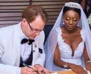 Nollywood Actress, Ada Slim Weds Long time Lover