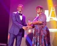 Richard Opoku Picks Winner Award At Humanitarian Awards Ghana 2020