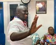 Hon Ekow Quansah Hayford
