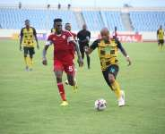Andre Ayew in action against Sudan on Thursday. Photo Credit/GFA