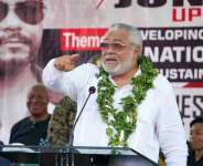 Will there be consequences for many - Were the next Jerry Rawlings to strike?