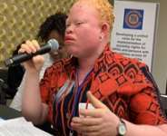 Mawunyo Kuma Yakor-Dagbah, A Source Of Inspiration For Persons With Albinism - Episode 2