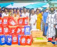 Barbara Oteng-Gyasi Donates Sewing Machines To Seamstresses