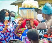 Election 2020: Bogoso Market Women Rallies Support For Barbara Oteng-Gyasi To Retain Seat