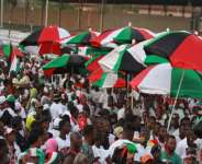 What are NDC's options after the 2020  elections results are gazetted?