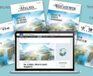 Electronic and printed editions of The Watchtower magazine entitled 'What Is God's Kingdom?' are being distributed in November during a global campaign.