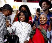 Ghana's celebrated personalities attend the exclusive relaunch of the Nineteen57 BY KOD, Ophelia Crossland & Velma's Accessories store