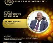 Mr Michael . Zormeloe, the Omnifert Boss
