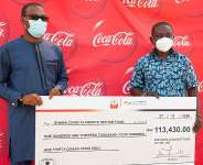 Coca-Cola Bottling Ghana donates over 100k to Covid-19 Private Sector Fund