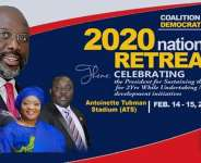 CDC National Retreat 2020: Matching Towards A New Dawn – The Era Of A Rising Liberian Republic