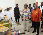 President Akufo-Addo Inaugurates Ghana Commodity Exchange