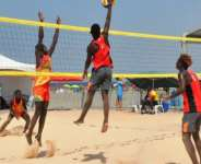 Carboo Beach Volleyball Tournament On November 9th At Nungua Sango Beach Resort