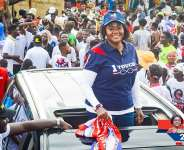 NPP has the competence to manage affairs of Prestea Huni-Valley Constituency — Barbara Oteng-Gyasi to NDC