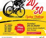 Africa Connect Cyclingto hold December challenge ride