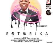 Alisa  Hotel play host to yet another edition of Retorika 26th December Poetry Night