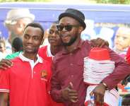 Orkman Ghana makes donations to less-privileged in Bawjiase