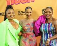 Stars Storm Red Carpet Of Sugar Rush Movie For Its 'candifornia' Themed Premiere