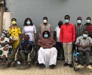Otiko Djaba donates 59 wheelchairs to PWDs as she marks her 59th birthday