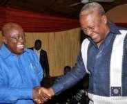 Nana Akufo Addo And John Mahama To Receive Nobel Peace Prize?