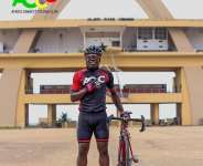 Sensational Frank Akuffo wins Silver at ACCC December Challenge Ride