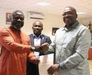 NSA, Ghana Hockey Association sign operation and maintenance agreement