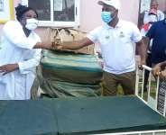 Obuasi East: MP supports 4 hospitals with beds