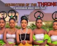 US Based Actress And Ex Beauty Dr. Krystal Okeke Joins Nollywood,Stars In Daughters Of The Throne