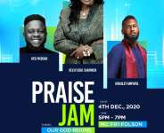Rev. Ifueko Charmien, others to perform at Stratcomm Africa's 2020 virtual Praise Jam