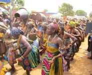 Dorfor Traditional Area of North Tongu District, its Koklofu Deity and Ayimagonu Festival: A Historical Diagnosis