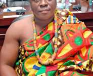We enjoyed working with Letsa, thank you for reappointment, love for Volta— Avenor Traditional council to Akufo-Addo