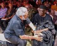 Rawlings was a humble Man of integrity and His Charisma is unmatched---Alhaji Said Sinare