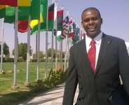 Emmanuel during the Plenary of the Pan African Parliament in Sharm el Sheikh, Egypt / file