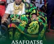 Nene Bantama,the Agbazo Wem Asafoatse of Prampram.