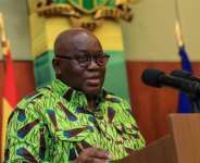 Akufo-Addo accepts credential of six envoys