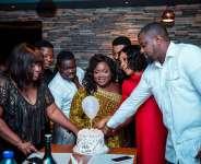 Jackie Appiah, Nadia Buari,Desmond Elliot, Mcbrown, Others Celebrate Roselyn Ngissah On Her Birthday