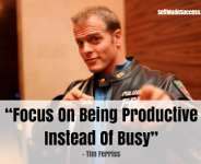 Are You Merely Busy, Or You Are Really Productive?