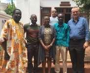 Fela Bright, Noel Muridzo, Alice Mbiyu, , Ibrahim Ezeldin, Joseph Kayinga & Rory Truell