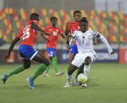 U-20 AFCON: Ghana's Black Satellites through to quarter-finals despite 2-1 defeat to Gambia