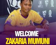 OFFICIAL: Medeama SC seal signing of attacker Zakaria Mumuni