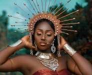 Check out The Melanin Queen Nigeria Culture Kosisochukwu Umeokaforstunning photos