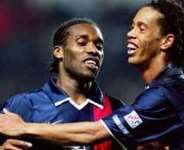 Ronaldinho copied me at PSG, says Nigeria legend Jay-Jay Okocha