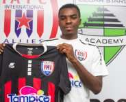Nigerian Professional player from FC One Rocket debuts at Inter Allies