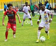 GHPL: Asante Kotoko v Hearts of Oak - Exciting 'Super Clash' ends in a goalless stalemate