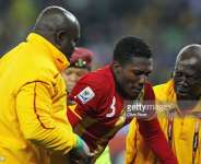 Livid Asamoah Gyan tears Joy FM apart after 2010 World Cup missed penalty tweet
