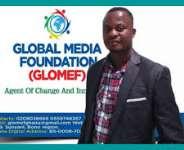 CEO of GLOMEF, Raphael G. Ahenu